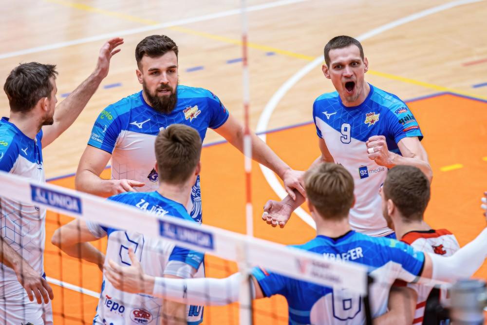 4. kolo (Kladno vs. České Budějovice)