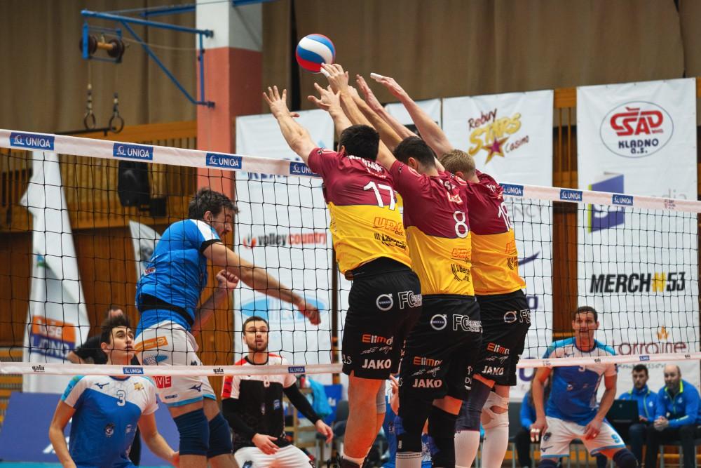 19. kolo (Kladno vs. Liberec)
