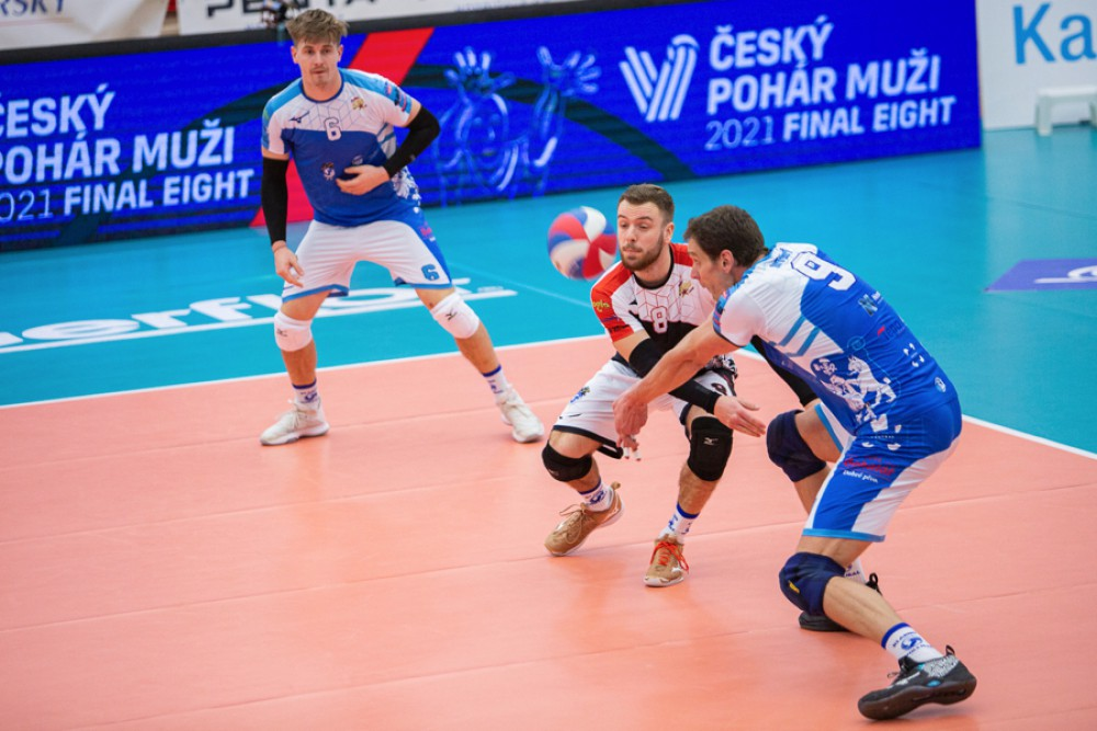 Český pohár (Kladno vs. Ústí nad Labem)