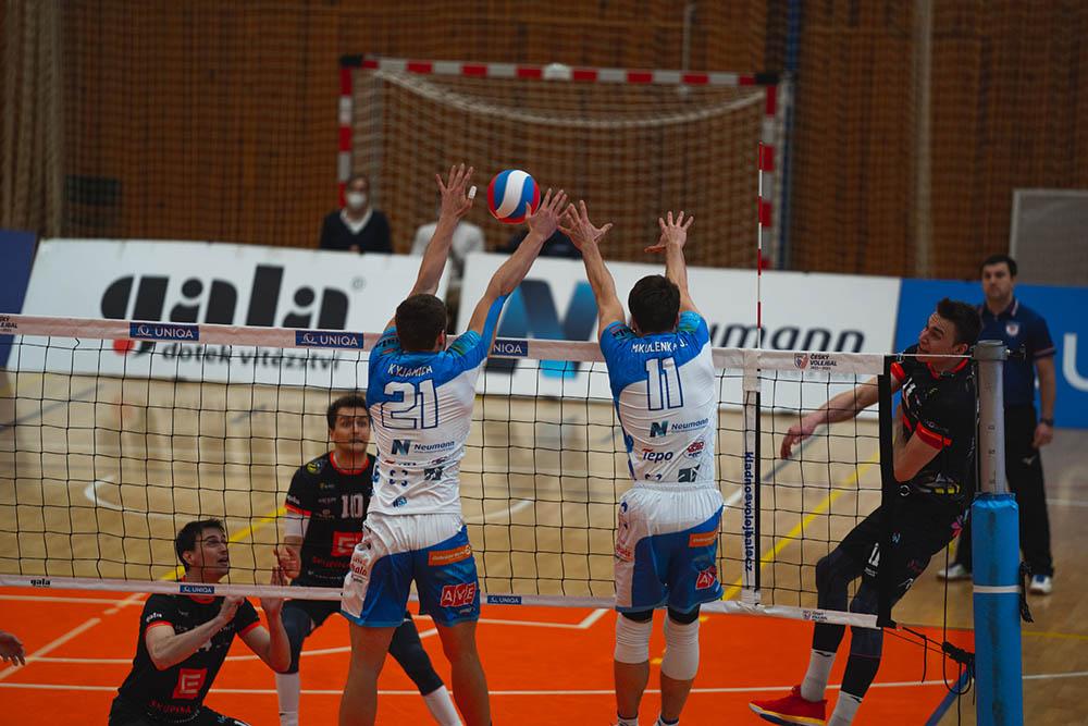 Čtvrtfinále play-off (Kladno vs. Karlovy Vary)
